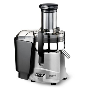 Kuvings NJ-9500U Centrifugal Juice Extractor, Silver