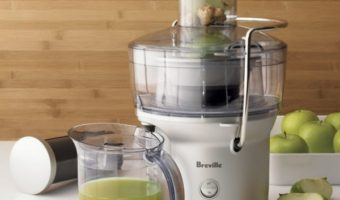Top Five Juicers from Breville on The Market Today